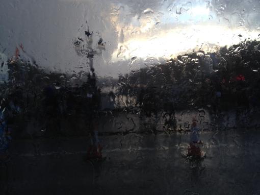 dublino pioggia